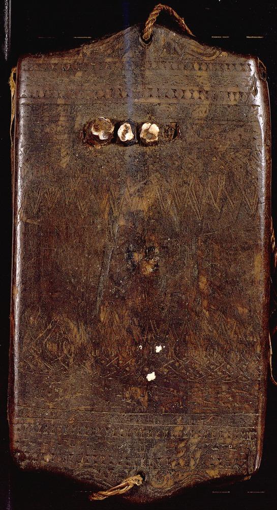 Batak Bark Book - Image 1