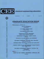 Chemical engineering education