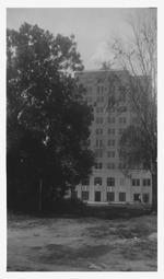Clark Scrapbook Page 22, John F. Seagle Building