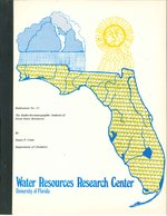 Radiochromatographic analysis of fresh water resources