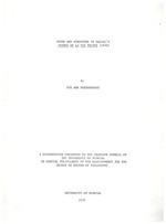 Theme and structure in Balzac's Scènes de la vie privée (1830)