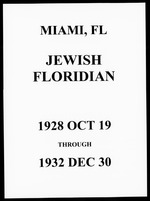 The Jewish Floridian 20182e4a89