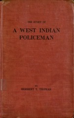 The story of a West Indian policeman