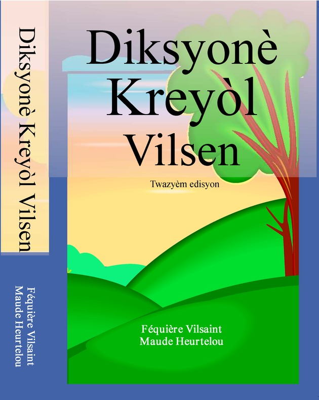 Diksyonè Kreyòl Vilsen - Page i