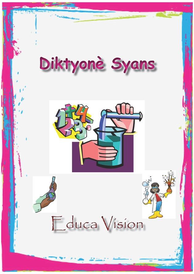 Diktyonè Syans - Page 1