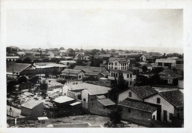 Photographs of Dakar in 1939 - Photograph 1