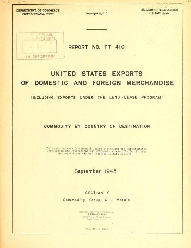 United States exports of domestic and foreign merchandise d5e5c66bcf