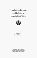 Population, poverty, and politics in Middle East cities