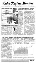 Lake Region Monitor