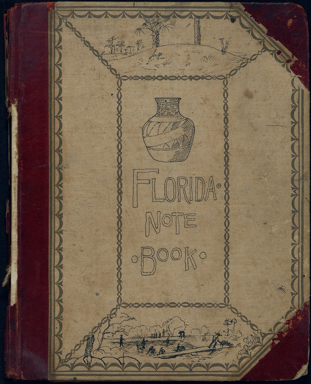 Florida Note Book - Page i
