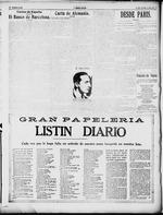 ListÃÂn diario