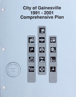 City of Gainesville 1991-2001 comprehensive plan