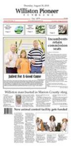 Williston pioneer sun news