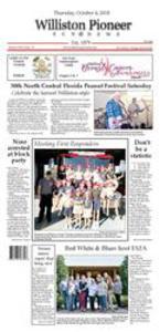 Williston pioneer sun news