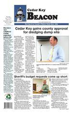 Cedar Key beacon