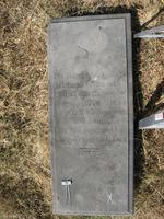 Gravestone 91, Hunt's Bay Jewish Cemetery (Last Name: Paiba, First: Leah, Title: Velha)