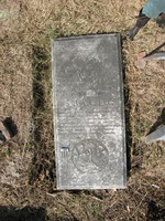 Gravestone 116, Hunt's Bay Jewish Cemetery (Last Name: Mirande, First: Joseph, Middle: Nunes)