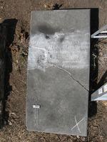 Gravestone 165, Hunt's Bay Jewish Cemetery (Last Name: Levi Rezio, First: Sarah, Title: wife)