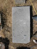 Gravestone 186, Hunt's Bay Jewish Cemetery (Last Name: de Almeida, First: Daniel)