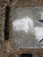 Gravestone 192, Hunt's Bay Jewish Cemetery (Last Name: Lopez nar bona, First: Salamon)