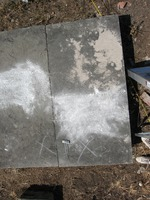 Gravestone 193, Hunt's Bay Jewish Cemetery (Last Name: Da Sylva, First: Mordehai)