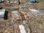 Gravestone 194, Hunt's Bay Jewish Cemetery