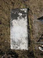 Gravestone 200, Hunt's Bay Jewish Cemetery (Last Name: Louzada, First: Ester, Title: wife)