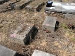 Gravestone 210, Hunt's Bay Jewish Cemetery