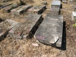 Gravestone 223, Hunt's Bay Jewish Cemetery