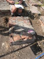 Gravestone 241, Hunt's Bay Jewish Cemetery