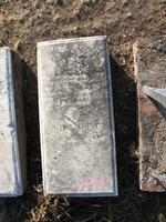 Gravestone 271, Hunt's Bay Jewish Cemetery (Last Name: Aguilar, First: Hanah)