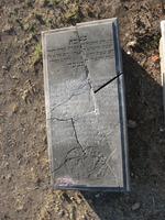 Gravestone 275, Hunt's Bay Jewish Cemetery (Last Name: Nunes, First: Rahel)