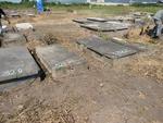 Gravestone 322, Hunt's Bay Jewish Cemetery (Last Name: illegible)