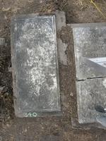 Gravestone 340, Hunt's Bay Jewish Cemetery (Last Name: Almeyda, First: Hana, Middle: Abigail, Title: Mujer)