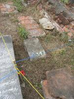 Gravestone 347, Hunt's Bay Jewish Cemetery