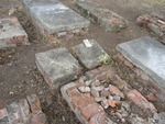 Gravestone 349, Hunt's Bay Jewish Cemetery