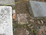 Gravestone 352, Hunt's Bay Jewish Cemetery (no survey form included; images only)