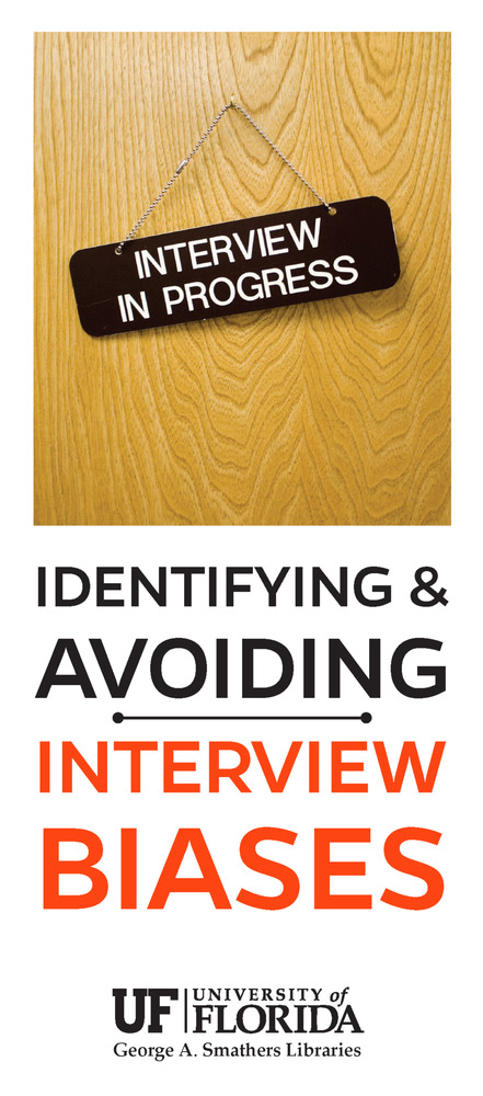Identifying & Avoiding Interview Biases - Page 1