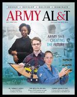 Army AL and T Magazine