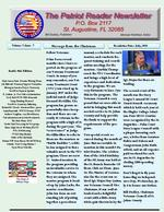 Patriot Reader Newsletter