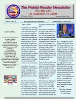 Patriot Reader Newsletter