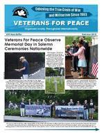 Veterans for Peace Newsletter