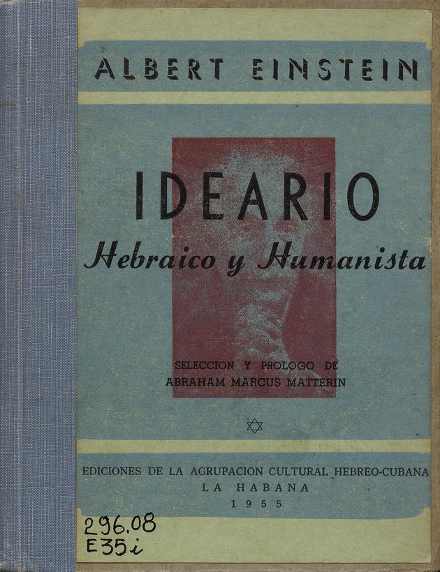 Ideario hebraico y humanista - Page i