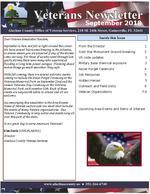 Veterans Newsletter