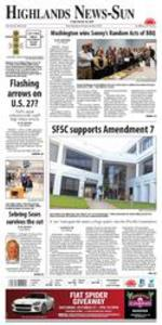 73a066cbd Highlands news-sun
