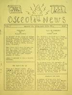 Osceola news