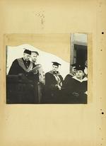 Photograph of five men