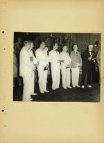 Photograph of seven men