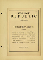The new Republic: protect the cargoes