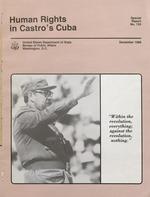 Human rights in Castro's Cuba